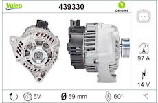 generátor VALEO 439330