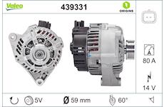 generátor VALEO 439331