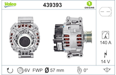 generátor VALEO 439393