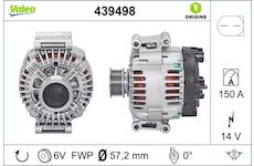 generátor VALEO 439498