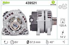 generátor VALEO 439521