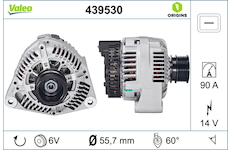 generátor VALEO 439530
