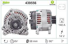 generátor VALEO 439556