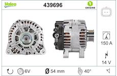 generátor VALEO 439696