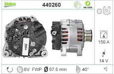 generátor VALEO 440260