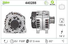 generátor VALEO 440288