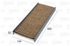 Filtr, vzduch v interiéru VALEO 701013