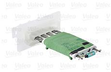 Odpor, vnitřní tlakový ventilátor VALEO 515074