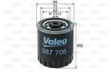 palivovy filtr VALEO 587705