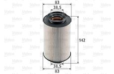 palivovy filtr VALEO 587909