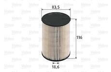 palivovy filtr VALEO 587919