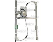 stahovací mechanismus s motorkem VALEO L RENAULT Midlum, Premium, Kerax