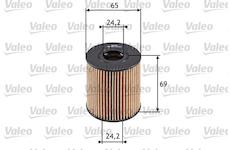 Olejový filtr VALEO 586503