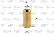 Olejový filtr VALEO 586521