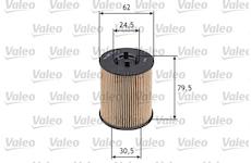 Olejový filtr VALEO 586539