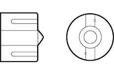 Zárovka, směrové koncové světlo VALEO 032700