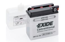 startovací baterie EXIDE 6N11A-1B