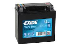 startovací baterie EXIDE EK131