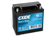 startovací baterie EXIDE EK151