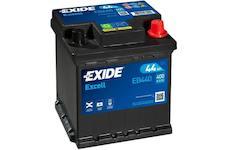 startovací baterie EXIDE EB440