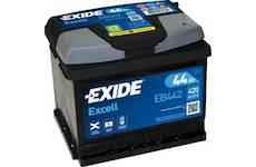 startovací baterie EXIDE EB442