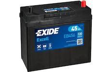 startovací baterie EXIDE EB456