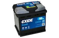 startovací baterie EXIDE EB500