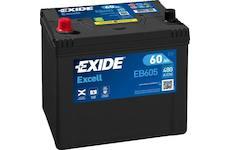 startovací baterie EXIDE EB605