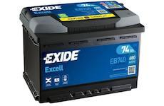 startovací baterie EXIDE EB740