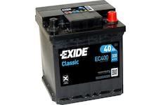 startovací baterie EXIDE EC400