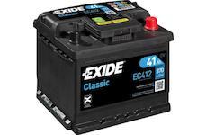 startovací baterie EXIDE EC412