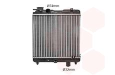 Chladič, chlazení motoru VAN WEZEL 49002011