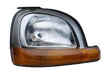 Hlavní světlomet VAN WEZEL 4310962
