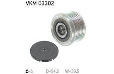 Předstihová spojka SKF VKM 03302