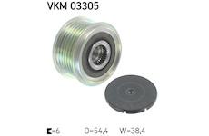Předstihová spojka SKF VKM 03305