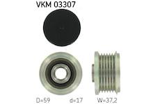 Předstihová spojka SKF VKM 03307