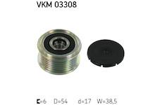Předstihová spojka SKF VKM 03308