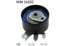 Napínací kladka, ozubený řemen SKF VKM 16102