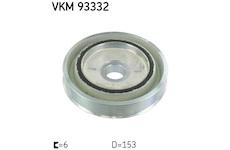 remenice, klikovy hridel SKF VKM 93332
