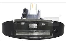 Osvětlení poznávací značky TYC 15-0421-00-2