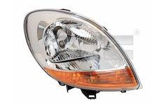 Hlavní světlomet TYC 20-0361-15-2