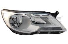 Hlavní světlomet TYC 20-11766-05-2