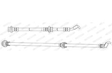 Brzdová hadice FERODO FHY2741