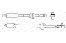 Brzdová hadice FERODO FHY2865