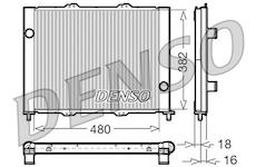 chladicí jednotka DENSO DRM23099