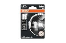 Autožárovka - Osram LED W5W 2825DWP-02B 6000K 12V W2.1x9.5d - Premium