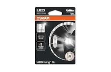 Zarovka, svetlo pro cteni (interier vozidla) OSRAM 6438DWP-01B