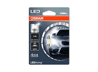 Zarovka, svetlo pro cteni (interier vozidla) OSRAM 6431CW-01B