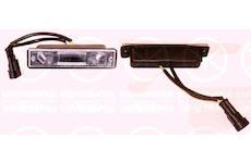 Osvětlení poznávací značky KLOKKERHOLM 20920850