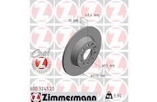 Brzdový kotouč ZIMMERMANN 600.3241.20